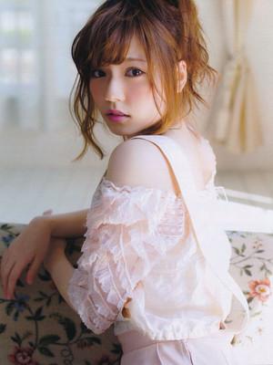 Shimazaki Haruka FLASH Special 2014