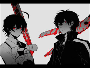 Shintaro and A-ya (Crossover)