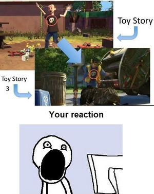 Sid from Toy Story Meme