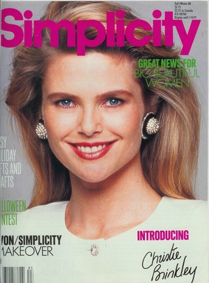 Simplicity, January 1989