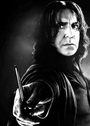 Alan Rickman wolpeyper called Simply Severus b
