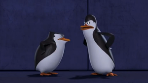 Kowalski And Skipper.