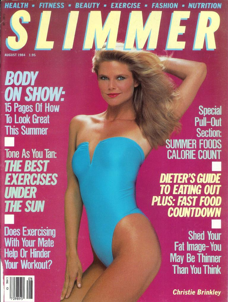 Slimmer, August 1984