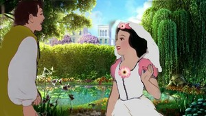 Snow White and Prince Florian's Wedding