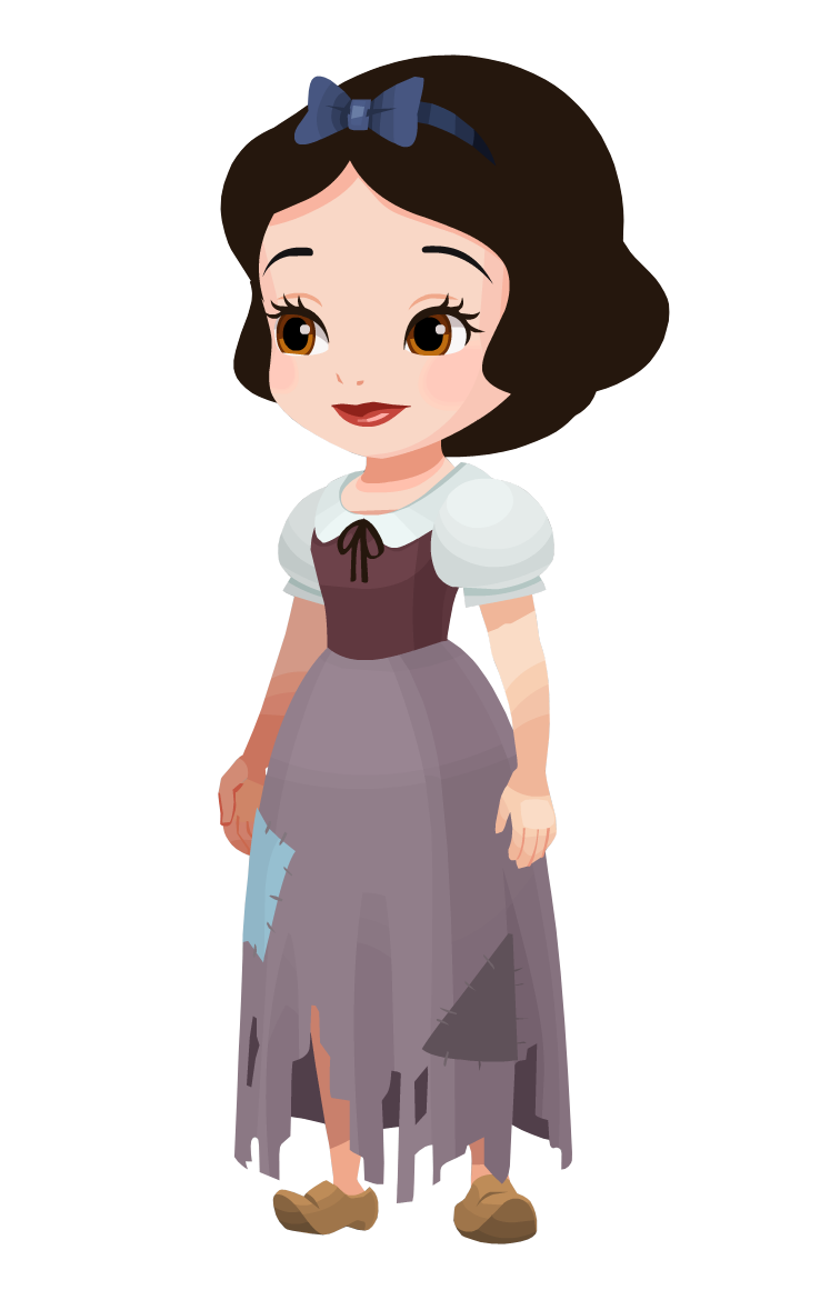 Snow White in Kingdom Hearts X