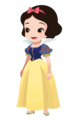Snow White in Kingdom Hearts X - disney-princess photo