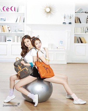 Sojin and YuRa