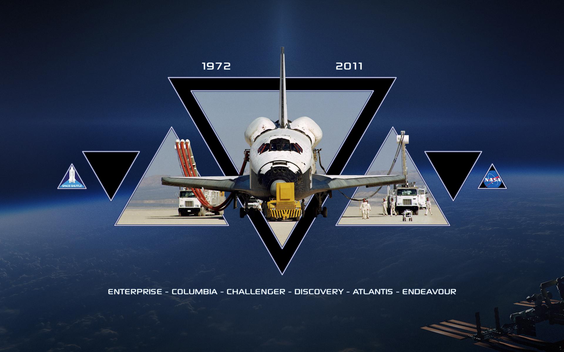 El Espacio Shuttle Program Nasa Foto 36958174 Fanpop