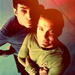 Spock and Jim - mr-spock icon