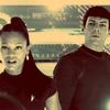 Star Trek (2009) photo called Spock and Uhura