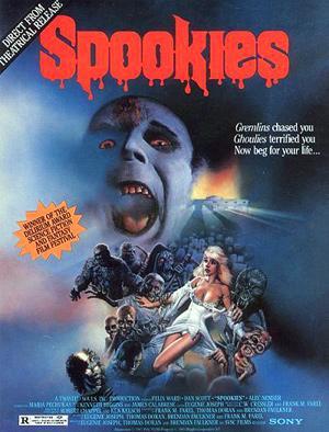 Spookies (Poster)