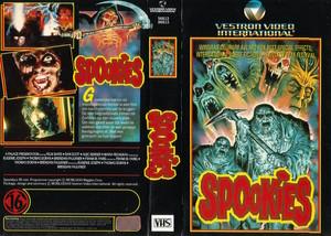 Spookies (VHS)