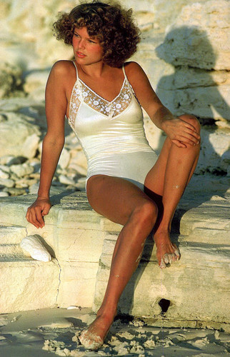 Christie Brinkley wallpaper entitled Sports Illustrated 1975 Swimsuit Issue