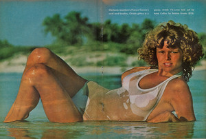 Sports Illustrated 1975 zwempak, badpak Issue