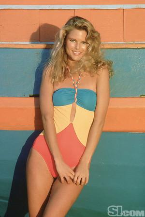 Sports Illustrated 1978 photoshoot