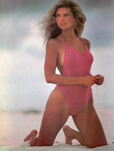 ক্রিস্টি ব্রিঙ্কলে দেওয়ালপত্র with a maillot entitled Sports Illustrated 1979 সাঁতারের পোষাক Issue