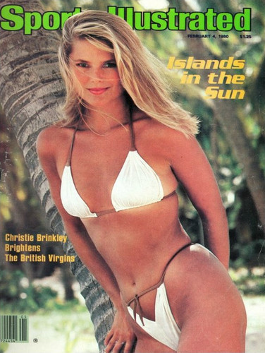 Christie Brinkley wallpaper with a bikini called Sports Illustrated 1980 Swimsuit Issue