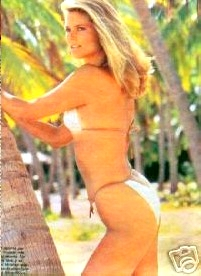 Sports Illustrated 1980 photoshoot