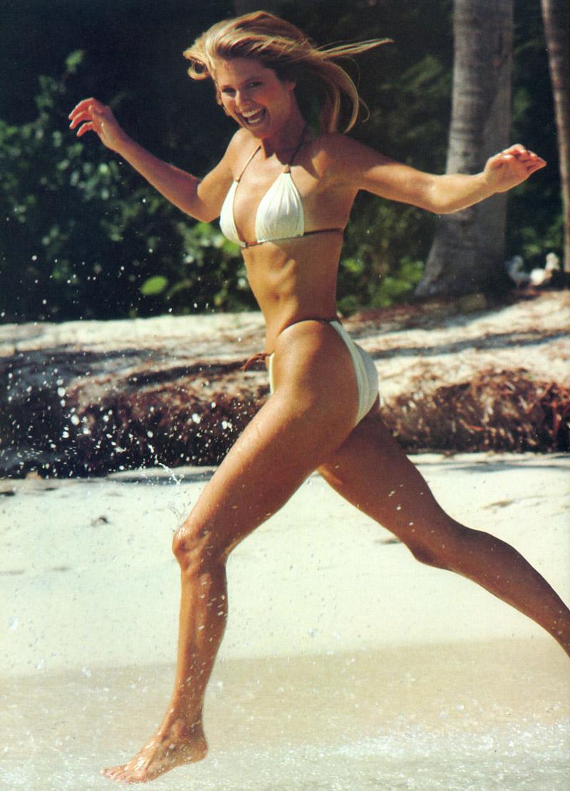 Sports Illustrated 1980 photoshoot