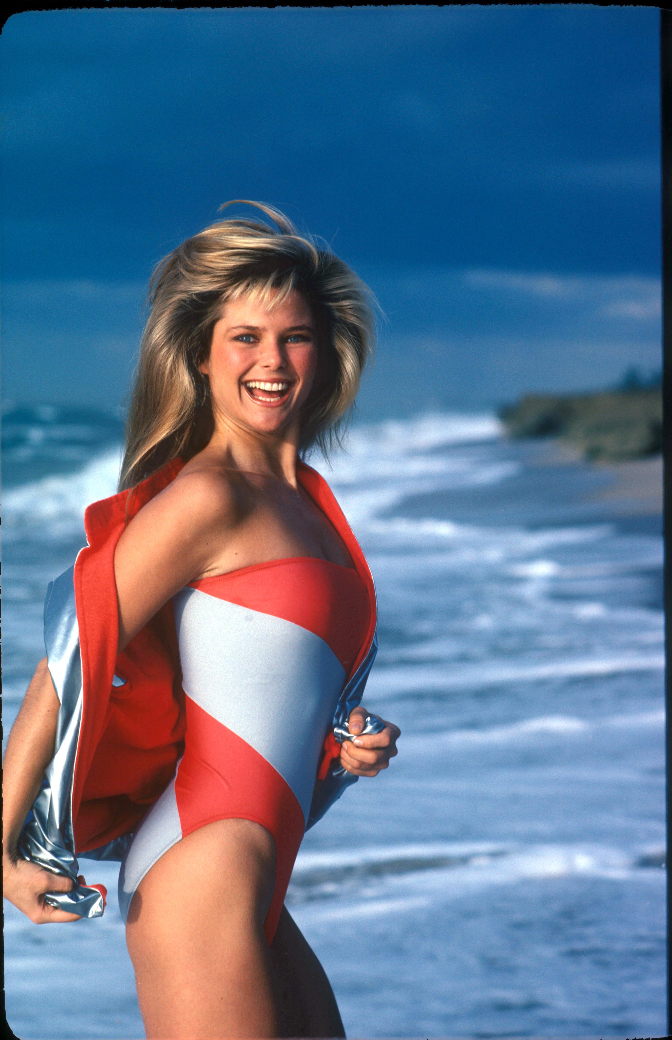 Sports Illustrated 1981 photoshoot