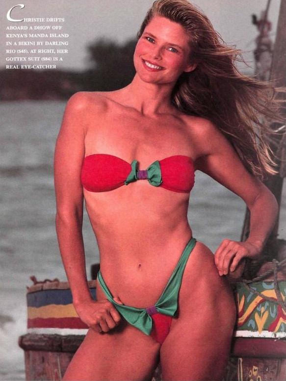 Christie Brinkley Sports Illustrated 2013 Images & Pictures - Findpik