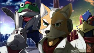 Starfox Characters