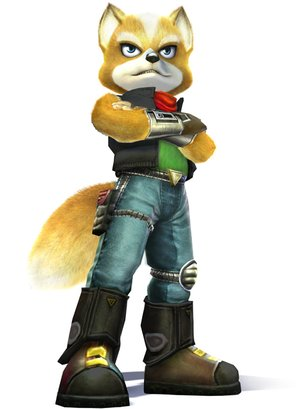 Starfox Fox Mccloud