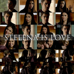 Stelena is l'amour