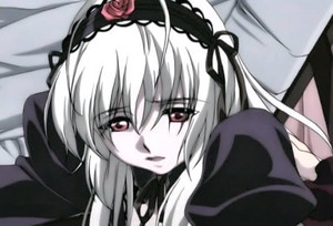 Suigintou(Rozen Maiden)