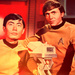 Sulu and Chekov