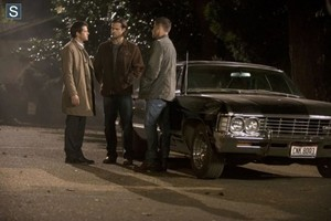 Supernatural - Episode 9.18 - Meta Fiction - Promo Pics