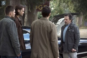 supernatural - Episode 9.18 - Meta Fiction - Promo Pics