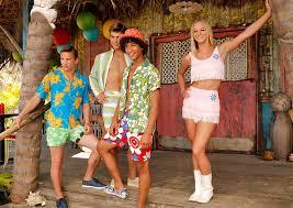 Surfer gang