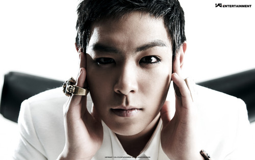Choi Seung Hyun wallpaper probably containing a portrait titled T.O.P
