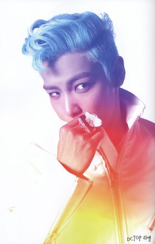 Choi Seung Hyun wallpaper entitled T.O.P
