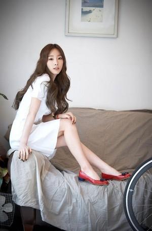Taeyeon Vogue