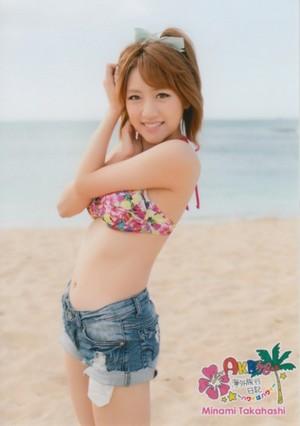 Takahashi Minami ~Hawaii wa Hawaii~