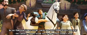 Tangled | Facts