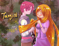 Tangled    - adventure-time-with-finn-and-jake fan art