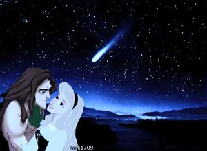 Tarzan x Aurora