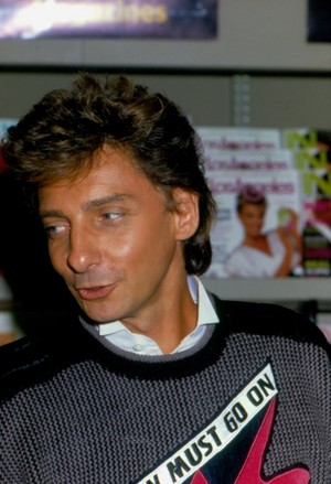 The Legendary Barry Manilow