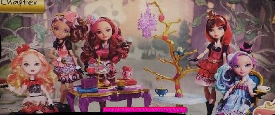 tè Party bambole