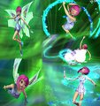 Tecna: Mythix Transformation (3D) - the-winx-club photo