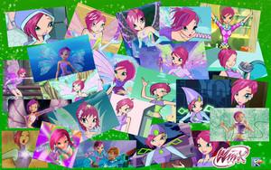 Tecna collage