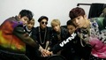 Teen Top uploads photos from Moscow