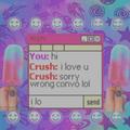 Text MSN <3