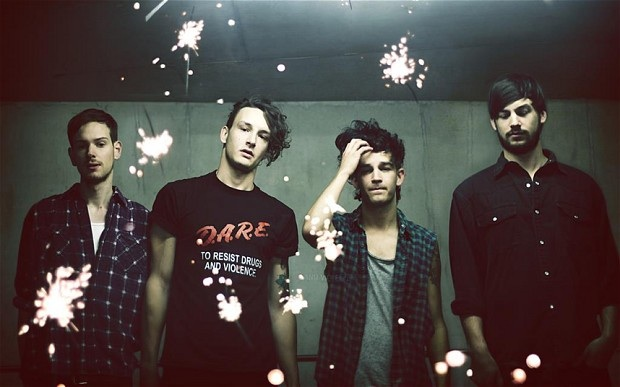 The 1975 band