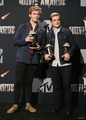 The 23rd Annual MTV Movie Awards - Press Room