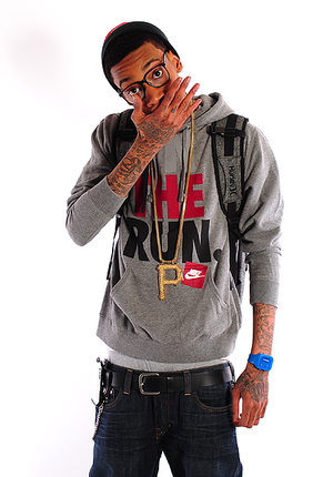 The Bigger The Bill The Harder bạn Ball (Wiz Khalifa Pics)