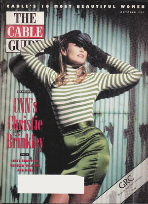 The Cable Guide, October 1992